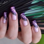 Sakura Latest Eid ul Azha Nail Designs For Girls 0012