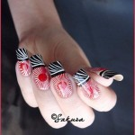 Sakura Latest Eid ul Azha Nail Designs For Girls 003