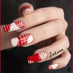 Sakura Latest Eid ul Azha Nail Designs For Girls 004