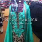 Sana Safinaz Silk Collection 2012 Stitched By NOOR Fabrics 004