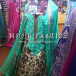 Sana Safinaz Silk Collection 2012 Stitched By NOOR Fabrics 005