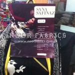 Sana Safinaz Silk Collection 2012 Stitched By NOOR Fabrics 007