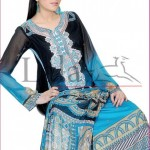 Sana Samia Mid Summer Print And Embroidered Collection 0010