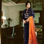 Sana and Riffat Evening Party wear Eid Dresses 2012 by Women (3)