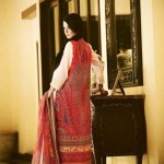 Sana and Riffat Evening Party wear Eid Dresses 2012 by Women (7)