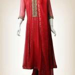 Sanz Latest Eid Dress Collection 2012-2013 For Women and Girls (3)