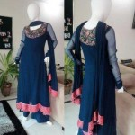 Sanz Latest Eid Dress Collection 2012-2013 For Women and Girls (7)