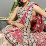 Satin Bridal Lehenga Choli 201