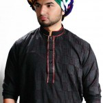 Satrangi By Saqib Bakra Eid Collection For Men 2012 0013