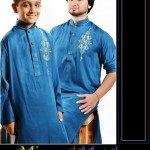 Satrangi By Saqib Bakra Eid Collection For Men 2012 002