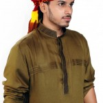 Satrangi By Saqib Bakra Eid Collection For Men 2012 004