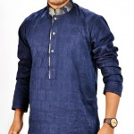 Satrangi By Saqib Bakra Eid Collection For Men 2012 005