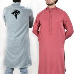 Satrangi By Saqib Bakra Eid Collection For Men 2012 008