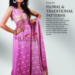 Silkasia Dresses Collection for Girls Party Wear 2012 0012