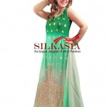 Silkasia Dresses Collection for Girls Party Wear 2012 006