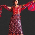 Silkasia Dresses Collection for Girls Party Wear 2012 007