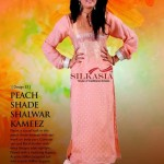 Silkasia Dresses Collection for Girls Party Wear 2012