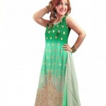 Silkasia Stunning Eid Wear Collection 2012 For Girls 001