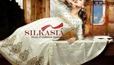 Silkasia Stunning Eid Wear Collection 2012 For Girls