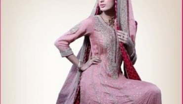 Stunning Bridal Dresses 2012 By Hina Khan