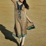 Umsha By Uzma Babar Exclusive Eid Dresses 2012 For Women 005