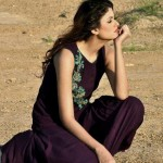 Umsha By Uzma Babar Exclusive Eid Dresses 2012 For Women 007