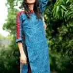 Yahsir Waheed Party wear Stitched Dresses 2012-13 for Women (3)