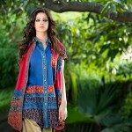 Yahsir Waheed Party wear Stitched Dresses 2012-13 for Women (7)