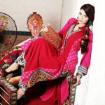 Zahra Ahmad Latest Colorful Monsoon Dress Collection 2012-13 (4)