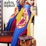 Zahra Ahmad Latest Colorful Monsoon Dress Collection 2012-13 (6)