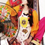 Zahra Ahmad Latest Colorful Monsoon Dress Collection 2012-13 (7)