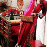 Zahra Ahmad Latest Colorful Monsoon Dress Collection 2012-13 (8)