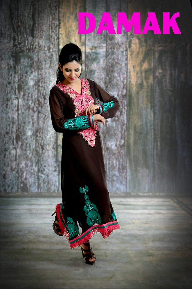 damak autumn collection 2012 for women