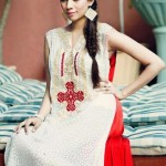 eastern and western dresses 2012 collection by sarah gandapur designs 005