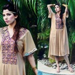 eastern and western dresses 2012 collection by sarah gandapur designs 007