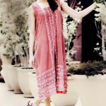 eastern and western dresses 2012 collection by sarah gandapur designs