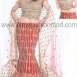 fish cut lehnga choli Collection 2012