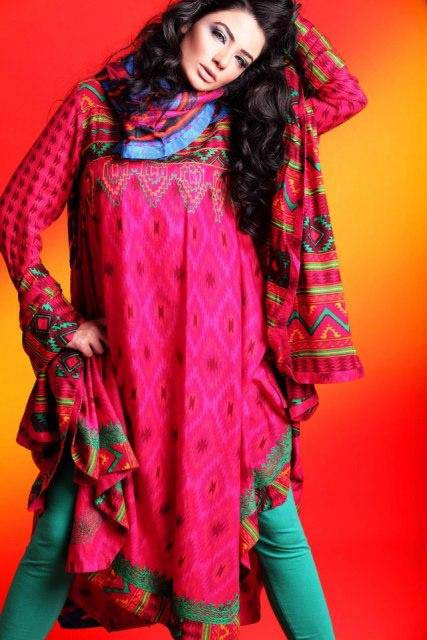 generation eid ul azha latest ookbook dress collection 2012 007