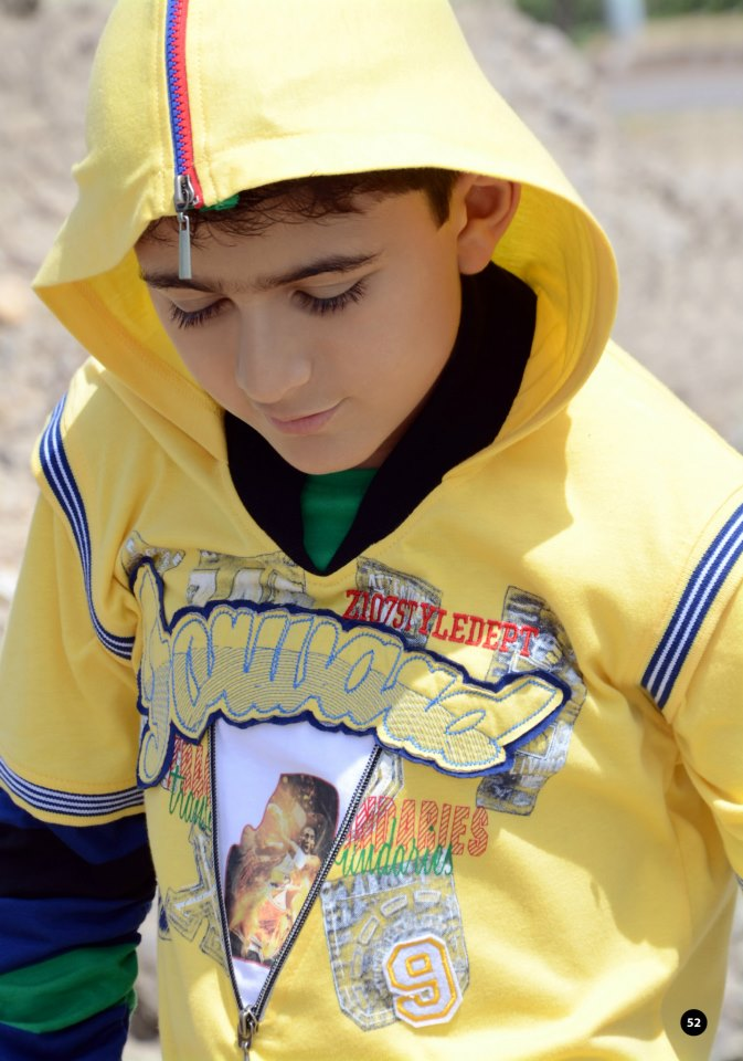 latest eden robe kids wear 2012 for winter