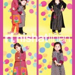 nishat linen kids festive collection 2012 001