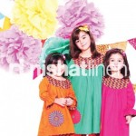 nishat linen kids festive collection 2012 0014