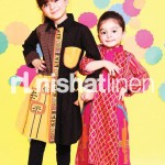 nishat linen kids festive collection 2012 007
