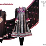 vs textiles girls kurti and frock design 2012 13 001