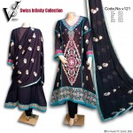 vs textiles girls kurti and frock design 2012 13 002