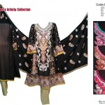 vs textiles girls kurti and frock design 2012 13 005
