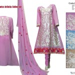 vs textiles girls kurti and frock design 2012 13