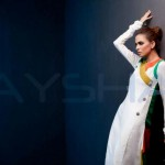 Aysha Anees Latest Party Wear Winter Dress 2012-13 For Women