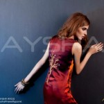 Aysha Anees Latest Party Wear Winter Dress 2012-13 For Women (4)