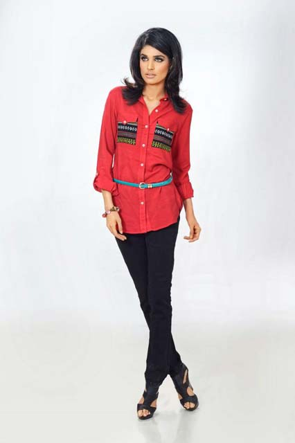 BIG Winter Casuals Western Trendy Dresses 2012-2013 for Women 001