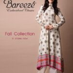 Bareeze Embroidery Fall Winter Collection 2012-13 For Women (2)